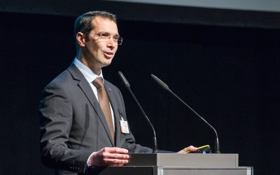EFG President Vitor Correia delivered key note speech at GeoTHERM