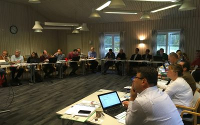Press release – SECOND CONSORTIUM MEETING AND MEETING WITH THE ADVISORY BOARD MEMEBRS