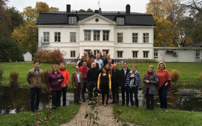 2nd Consortium meeting of the CHPM2030 project, Älvkarleby, Sweden, 12 October 2016.