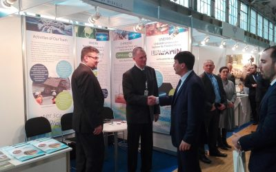 CHPM2030 presented at Budapest Water Summit