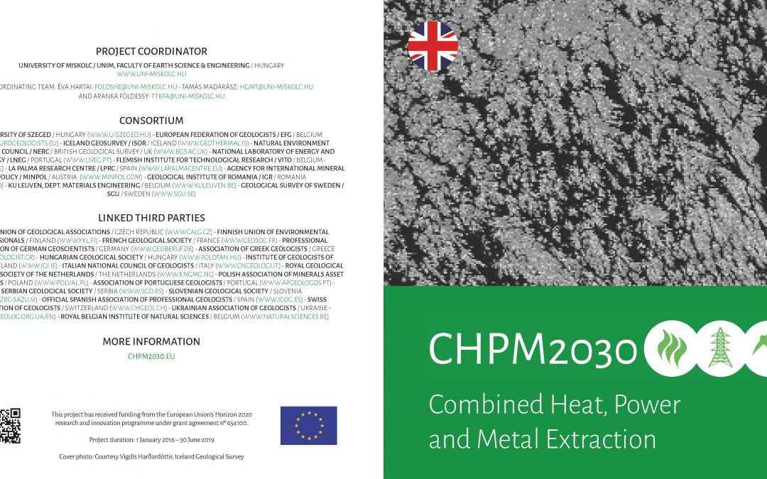 CHPM2030 releases new project brochure