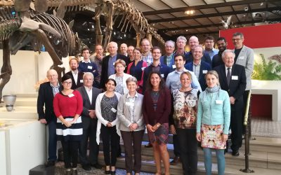 CHPM2030 4th consortium meeting: partners and experts writing together the future of geothermal energy