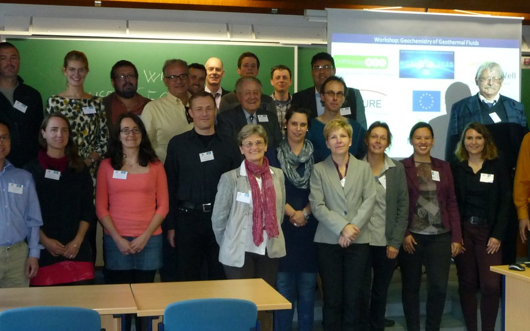 Geochemistry of Geothermal Fluids workshop