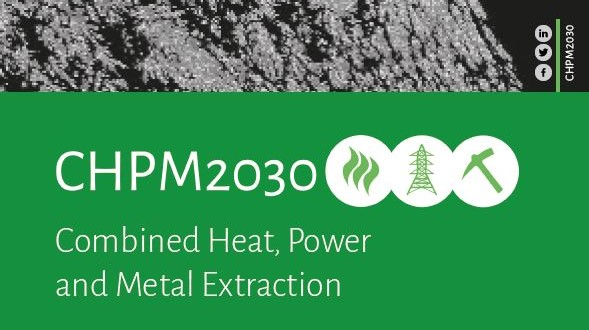 "CHPM2030 at the ""Geothermal conference: the impact of EU R&D funding"""