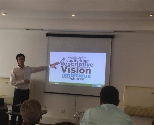 Tamas Mikolvicz: introducing the visioning context