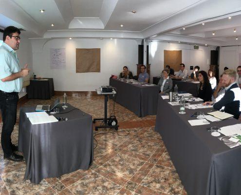 Tamas Madarasz: CHPM state of the art