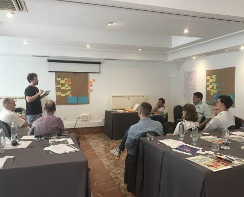 Marko Konrat: presenting the group results